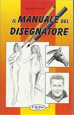 Il Manuale del DISEGNATORE ed. S Di FRAIA