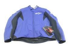 Alpinestars SP-1 Perforated Leather Jacket ( Blue ) Size 48 310079
