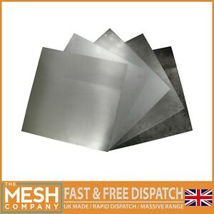 BARGAIN MILD STEEL SHEET METAL PLATE 0.5MM to 6MM UK SUPPLY GUILLOTINE CUT