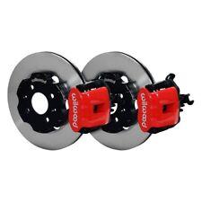 For Honda Civic 92-00 Brake Kit Combination Parking Plain Rotor Rear Brake Kit w