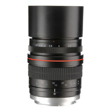 135mm F2.8 Full Frame Manual Focus Telephoto Lens for Nikon Camera D750 D610