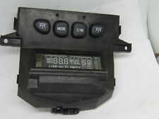 99 02 EXPEDITION EXCURSION OVERHEAD CONSOLE COMPUTER  XL1F-10D898-BC