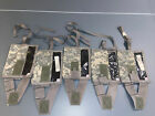 5 US Military Issue Army ACU Camouflage SKEDCO Extreme Medic Combat IV Pak Bag