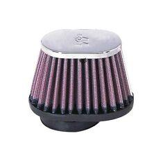 K&N RC-1820 Universal Chrome Filter