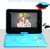 "13.9"" HD DVD Player CD TV Player 16:9 LCD Widescreen Card Reader EVD Player USB"