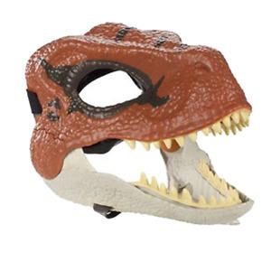 Jurassic World Velociraptor Orange Kids Mask Legacy Collection