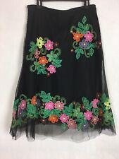 0d4f71938 Faldas para mujer floral de Tul | eBay