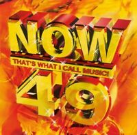 NOW THAT'S WHAT I CALL MUSIC VOLUME 49 various (2X CD, compilation, 2001), pop,