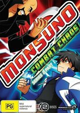Monsuno: Series 2 - Part 1 DVD NEW