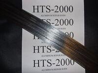 """5 - 18"""" HTS-2000 2nd Generation Aluminum Welding Rods or Aluminum Repair Rods"""