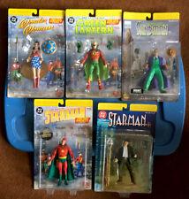 DC Direct Action Figure Wonder Woman Green Lantern Starman Sandman JSA Justice