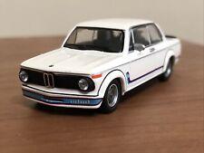 1/64 Kyosho BMW 2002 TURBO White diecast car model