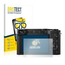 AirGlass VITRE PROTECTION VERRE pour Panasonic Lumix DMC-TZ101
