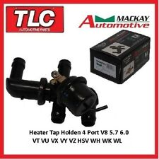 Heater Tap/Valve Holden HSV VT VU VX VY VZ WH WK WL Commodore V8 LS1 LS2 5.7 6.0