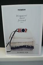 2016 Olympus pen epl8 pl8 cámara folleto photoapparat catálogo Camera brochure