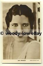 b2132 - Film Actress - Kay Francis - postcard