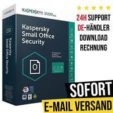 Kaspersky Small Office Security | 5 oder 10 Geräte + Mobilgeräte + 1 Server |