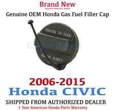 2006-2015 Honda CIVIC Genuine OEM Honda Gas Fuel Filler Cap 17670-T3W-A01