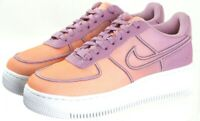 Nike Air Force 1 Low Upstep BR Easter Women's Sneakers Shoes Sz 7.5 Orange Rare