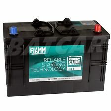 Fiamm CB 110 RST 110Ah Autobatterie - Starterbatterie, Schlepper, Traktor