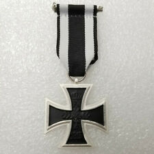 World War I Germany 1813-1914 Iron Cross Medal Badge with Ribbon Military Medal