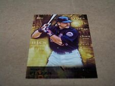 NEW YORK METS MIKE PIAZZA 2015 TOPPS AR-CHE-TYPES ARCHETYPES #A-15