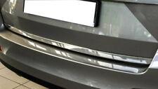Barra de portón trasero de acero inoxidable pulido v2a para kia sportage III sl 10-15