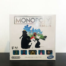 Hasbro and Nintendo  MONOPOLY GAMER Collector's Edition