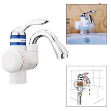 New Tankless Electric Hot Water Heater Faucet Kitchen Instant Heating Tap Water