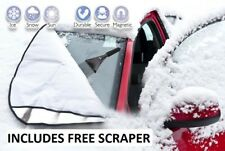 MAGNETIC CAR WINDSCREEN COVER Scraper Ice Frost Sheild Snow Protector Sun Shade
