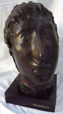 Arturo MARTINI (Treviso 1889-Milano 1947) Testa di giovane Giustizia Corporativa