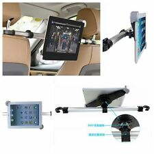 "360º Rotating Headrest Car Seat Holder Mount For APPLE IPAD 4 5& 7-10.2""TABLETS"