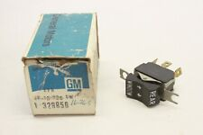 NOS 1973-81 Chevrolet Blazer GMC Rear End Gate Power Window Switch OEM GM 329856