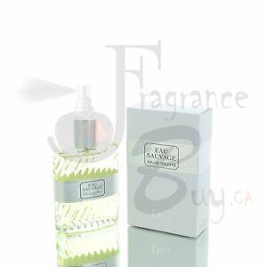 DIOR Eau Savage Dior M 100ml Boxed
