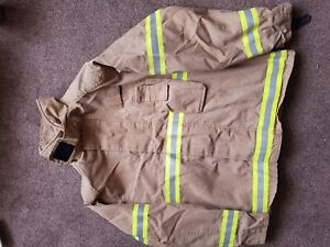 Firefighter tunic
