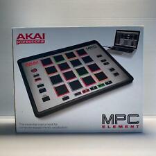 AKAI DJ sampler MPC ELEMENT JAPAN