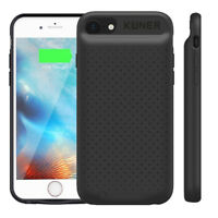 External Smart Audio TPU Battery Charger Case Power Bank For iPhone6 6S 7 8 Plus