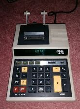 *Vintage Royal Business Machines, Inc 114PD Printing Calculator - Works - LOOK!*