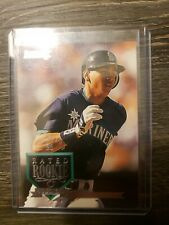 ALEX RODRIGUEZ Donruss SP #1 Draft Pick RATED Rookie Card RC Yankees 696 HRs $$$