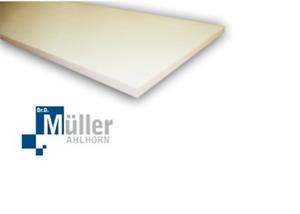 GFK-Platte, Weiß, RI 40400 (650 x 650 x 3 mm) UP GM 203 HM 2471