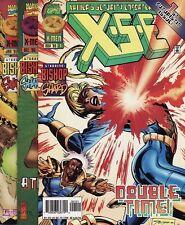 X-MEN: X.S.E. #1,2,3,4/WHAT IF? #84 Marvel Comics Uncanny Bishop Shard Wolverine