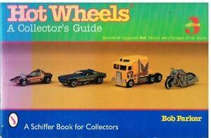 MATTEL HOT WHEELS DIE-CAST MODEL CARS & VEHICLES (1968-98) COLLECTORS GUIDE BOOK