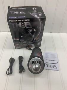 ThrustMaster Th8a Shifter   Excellent Condition!