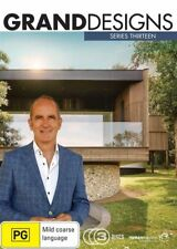 Grand Designs : Series 13 (DVD, 2016, 3-Disc Set) New Unsealed R4 (D229)