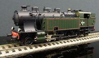 JOUEF HJ2377 141 TA 318  SNCF livrea verde/nero, decorazioni rosse, senza targhe