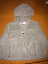 "Baby Boys Toddlers Kids Babies ""R"" US Gray Hooded Sweater Hoodie Size 3T"