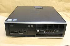 HP 6200 PRO DESKTOP   INTEL CORE I5   250GB HD   WINDOWS 10 PRO PC COMPUTER