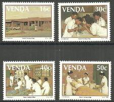 Venda - Schwesternschule, Shayandima Satz postfrisch 1988 Mi. 175-178
