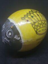 2009 Zulu Porcelain Coconut MARD GRAS New Orleans #3 Of 2000