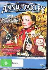 ANNIE OAKLEY * TV CLASSICS * CLASSIC TELEVISION COLLECTOR'S CHOICE * NEW DVD